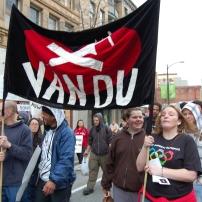 VANDU fights to win